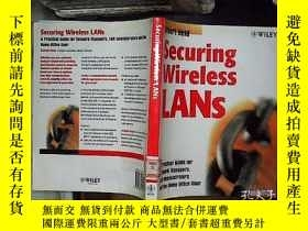 二手書博民逛書店SECURING罕見WIRELESS LANS - 確保無線局域