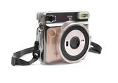 富士拍立得相機SQ6相機包SQ10/sq20皮包皮套皮包透明水晶保護殼 教主雜物間