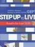【二手書R2YB】2010年初版《STEP UP TO LIVE:Reader