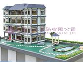 【大堂人本】庭園景觀別墅系列-皇家天璽B-400 (紙紮) (特別製品)