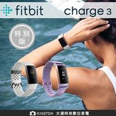 Fitbit Chare3 特別版  智能樂活全能運動 運動手環 心跳 步數 睡眠偵測  可換錶帶  公司貨  保固一年