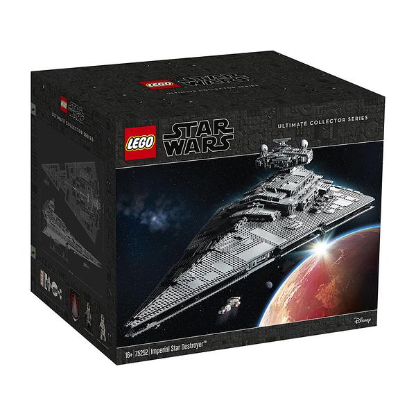 樂高積木 LEGO 2019《 LT75252 》STAR WARS 星際大戰系列 - Imperial Star Destroyer™/ JOYBUS玩具百貨
