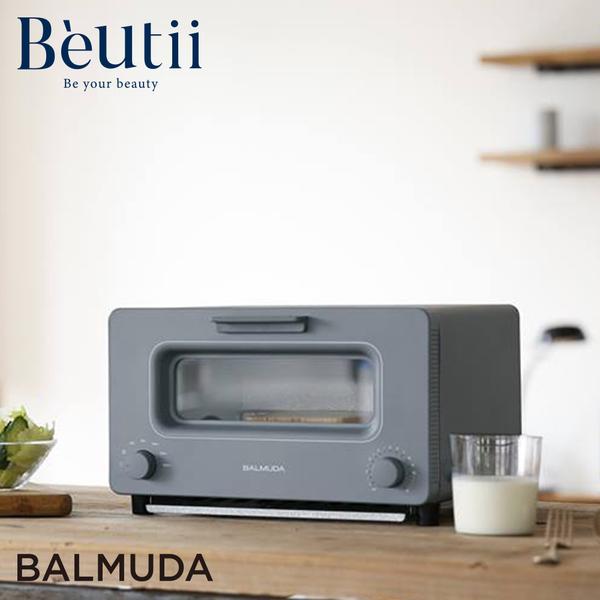 BALMUDA K01J-KG 蒸氣烤麵包機 限量色 百慕達 烤箱 灰色