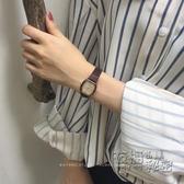 別樣A166韓風時尚chic方形復古簡約小錶盤數字ins氣質石英手錶女 衣櫥秘密