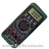 TENMARS泰瑪斯 數位3 1/2萬用三用電錶 YF-3220