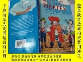 二手書博民逛書店violet罕見and the mean and rotten pirates:紫羅蘭和卑鄙的海盜Y20039