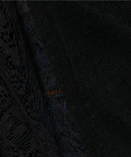❖ Hot item ❖ 蕾絲拼接V領無袖背心上衣 - E hyphen world gallery
