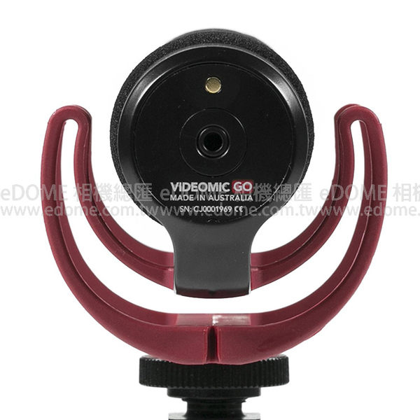 RODE 羅德 Video Mic GO  專業指向型麥克風 (24期0利率 免運 正成公司貨) 適用微單眼 單眼相機