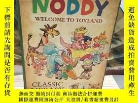 二手書博民逛書店noddy罕見welcome TO toylandY269077 cllid bluton five mil