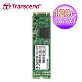 Transcend 創見 TSMTS820 120GB SSD固態M.2