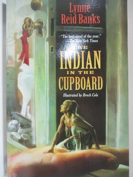 【書寶二手書T4/原文小說_AWA】The Indian in the Cupboard_Lynne Reid Banks
