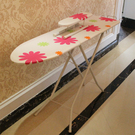 折疊燙衣板 (送小袖架)熨衣板 超穩大號鋼網熨燙衣服架家用電熨鬥板 快速出貨