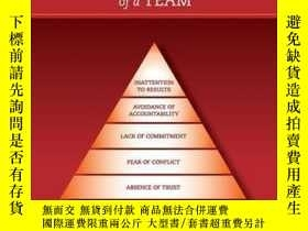 二手書博民逛書店The罕見Five Dysfunctions of a Team: Poster, 2nd EditionY4