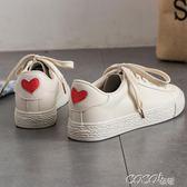 帆布鞋 超火的鞋子女新款帆布鞋女學生韓版原宿ulzzang小白鞋百搭    coco衣巷