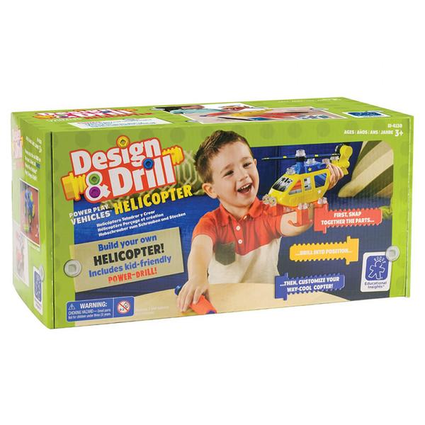 【 美國 Educational Insights 】霹靂直升機 / JOYBUS玩具百貨