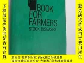 二手書博民逛書店Book罕見for Farmers;Stock Deseases