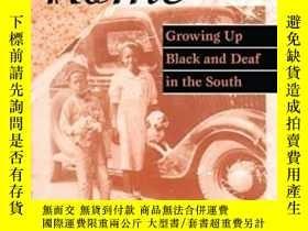 二手書博民逛書店Sounds罕見Like Home: Growing Up Black And Deaf In The South