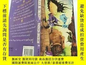 二手書博民逛書店The罕見magic factory trick or treat:(不給糖就搗 的魔術工廠)Y200392