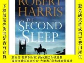 二手書博民逛書店再次入眠罕見英文原版 The Second Sleep 羅伯特·