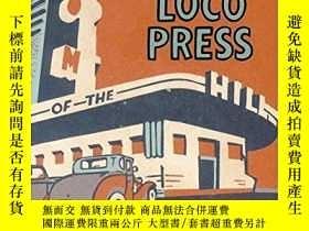 二手書博民逛書店Greetings罕見From Ocho Loco Press (30-postcard Box)Y25626