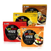 韓國 Doori Doori 石鍋拌飯 161.5g 韓式泡菜/咖哩/牛肉風味/海鮮炒碼風味 進口/團購/泡麵  ◆86小舖◆