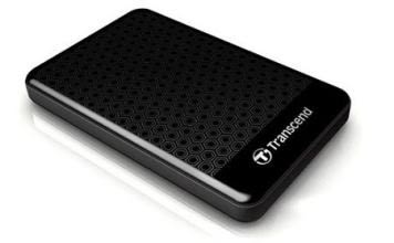 Transcend 創見 TS1TSJ25A3K 創見 1TB StoreJet 25A3 隨身硬碟 TS1TSJ25A3K-RU 靚黑 【刷卡含稅價】