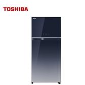 汰舊退稅最高5000【TOSHIBA東芝】608L 無邊框設計-3度c抗菌鮮凍變頻冰箱《GR-AG66T(GG)》*壓縮機10年