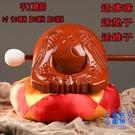 木魚 法器一套佛教道教用品佛具家用禮佛念佛香樟木實木雕擺件