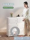 簡易鞋櫃大容量多層防塵經濟型收納神器家用室內好看放門口鞋YYJ 【快速出貨】