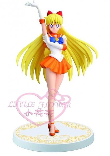 ♥小花花日本精品♥Sailor Venus美少女戰士月光仙子-金星愛野美奈子造型公仔橘色 11418207
