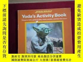 二手書博民逛書店STAR罕見Wars Yoda s Activity BookY