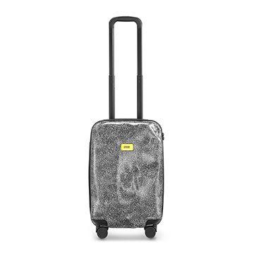 義大利 Crash Baggage Cabin with 4 Wheels, Surface Collection 羽緞圖騰系列 衝擊 行李箱 / 登機箱 小尺寸 20 吋