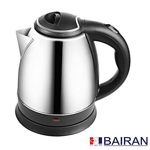 白朗BAIRAN-1.5L不鏽鋼電茶壺FBET-D01/FBETD01【刷卡分期+免運】