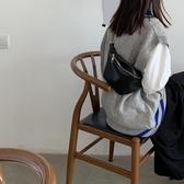 腰包自制 小眾風格 逼格很高的小腰包ins同款單肩斜挎包百搭鏈條胸包 春季新品