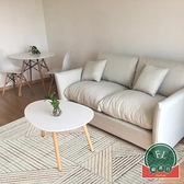 地毯客廳沙發茶幾臥室可愛房間床邊北歐家用【福喜行】