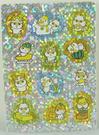 【震撼精品百貨】CorocoroKuririn 可樂鈴天竺鼠~貼紙『雷射小張』