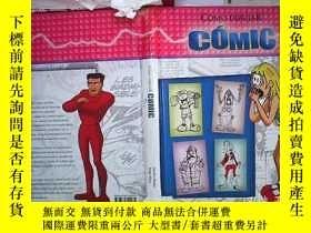 二手書博民逛書店COMO罕見DIBUJAR COMIC 如何畫漫畫(A01)Y203004
