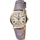 Rosemont 戀舊系列 經典復刻時尚腕錶 TN008-YER-EGY