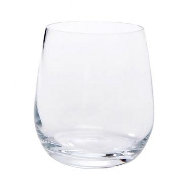 義大利RCR茵芙曼無鉛水晶威士忌杯 2入 370cc