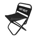 Nike 摺疊椅 Just Do It 黑 白 旅行 露營 輕便 【PUMP306】 N0-005