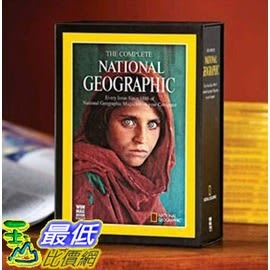 [105美國直購] The Complete National Geographic