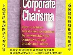 二手書博民逛書店Corporate罕見Charisma 企業的魅力Y234608
