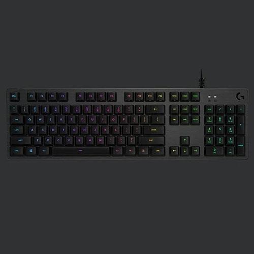 Logitech 羅技 G512 CARBON Linear GX 紅線性軸 RGB 有線 機械 遊戲鍵盤 機械鍵盤