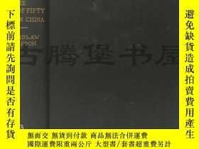 二手書博民逛書店1906年英文原版 罕見Griffith John The Story Of Fifty Years In Chi
