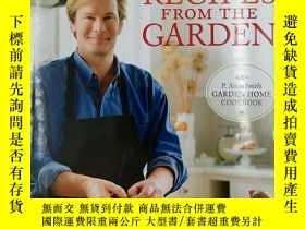 二手書博民逛書店P.罕見Allen Smith s Seasonal Recipes from the Garden: A Gar
