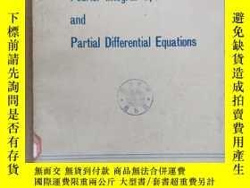 二手書博民逛書店fourier罕見integral operators and partial differential equa