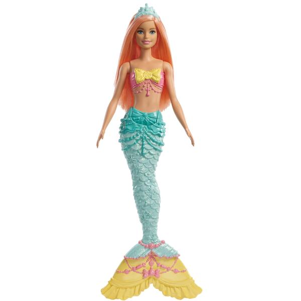 芭比娃娃Barbie夢托邦美人魚系列