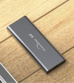 硬碟外接盒  TypeC硬碟外接盒M2轉USB3.1/2242/2280SSD固態MSATA NVME NGFFM.2 雙十二
