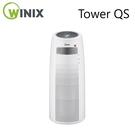 (過年限定)買再贈濾網/ WINIX Tower QS 14坪 空氣清淨機 ATSU305-HWT 自動除菌離子+JBL藍芽喇叭