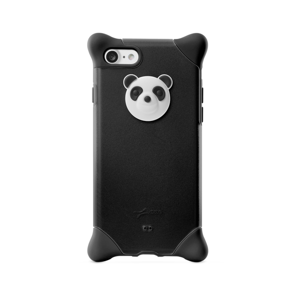【Bone】iPhone 7 / 8 泡泡保護套-貓熊胖達